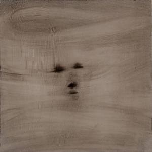 Kevyet tuulet, öljy levylle, 2019, 40 x 40 cm